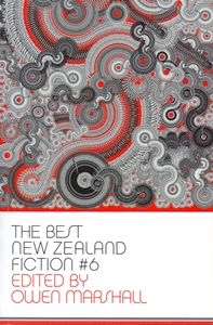 Cover -Best New Zealand Fiction Vol 6